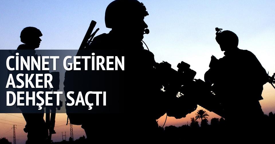 Asker cinnet getirdi: 1 şehit, 1 asker ağır yaralı