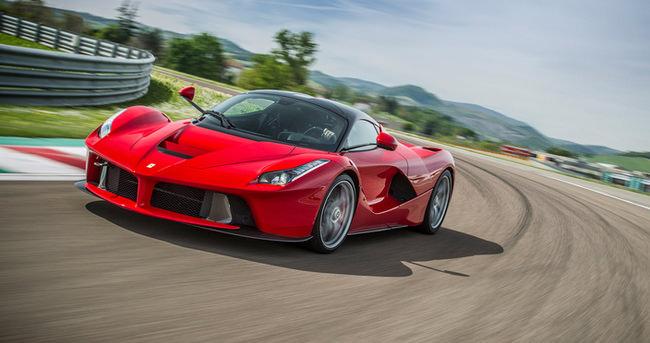 İşte efsane Ferrari'ye kavuşan Türk!