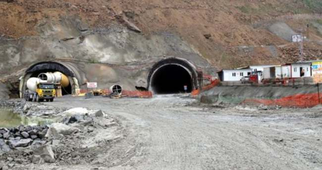 Bakanlıktan 14 yeni tünel geliyor