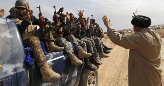 37 IŞİD militanı öldürüldü