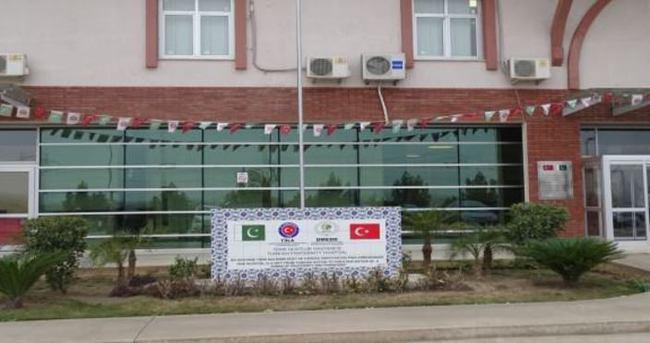 Pakistan'da Recep Tayyip Erdoğan Hastanesi