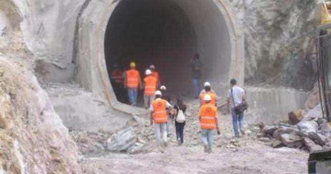 Karadeniz'e 14 yeni tünel!