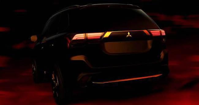 Mitsubishi Motors'dan yeni Outlander!