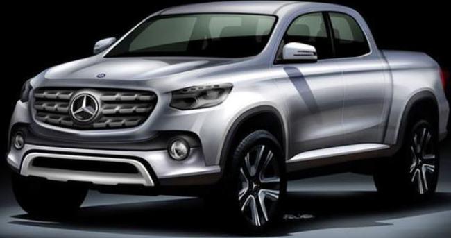 Mercedes'ten sürpriz model