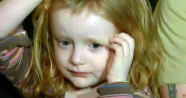 ABD'de küçük kızın otobüs macerası