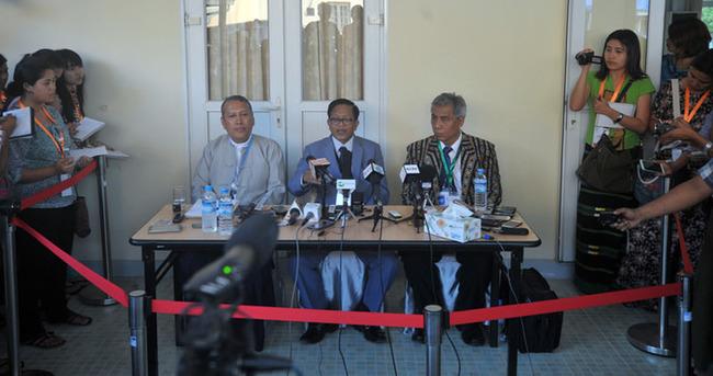 Myanmar'da isyancı örgütlerle uzlaşma