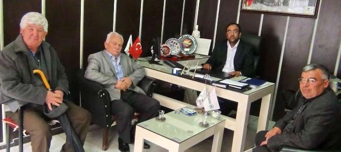 Mehmet Aydın Uzun'dan Üyelere Teşekkür