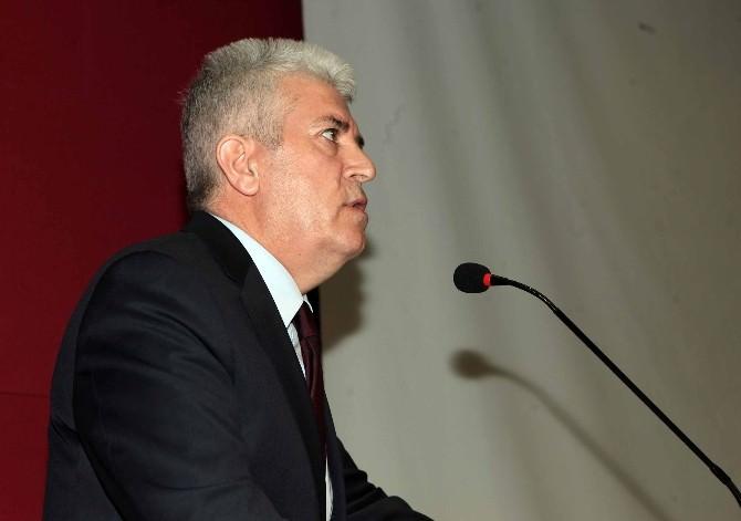 Erzurum'da 46.tübitak Ortaöğretim Öğrenciler Arası Araştırma Projeleri Bölge Yarışması