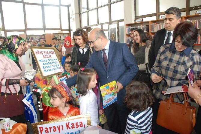 51. Kütüphaneler Haftası Kutlanıyor
