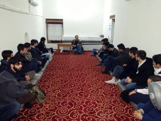 """Afyonkarahisar Taş Medrese'de """"18 Buluşmaları"""" Programı"""