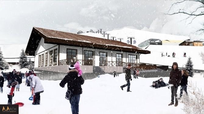 Keltepe Kayak Merkezi İhale Edildi