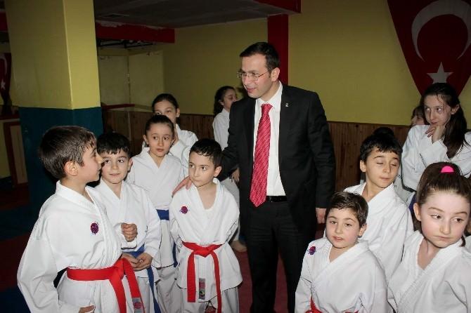 Salih Cora Trabzon'un Spor Kenti Özelliğine Vurgu Yapıyor