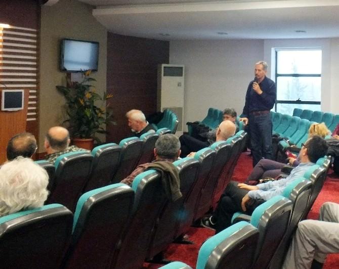 Antalya Tabip Odası Hekim Meclisi Toplandı