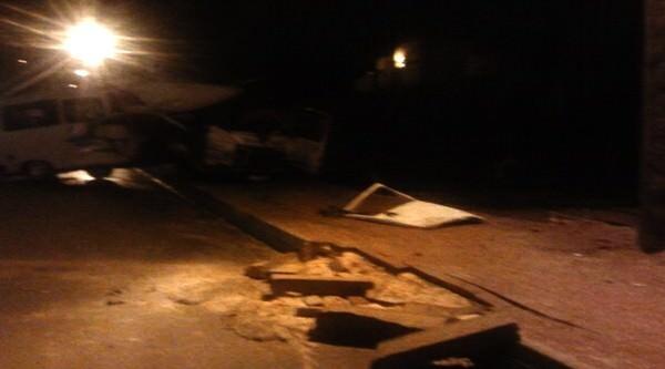 Bilecik'te Servis Aracı Kaza Yaptı, 2 Kişi Yaralandı