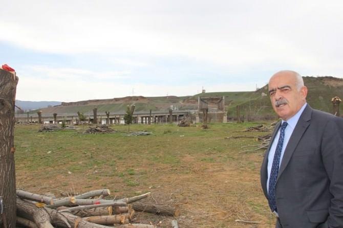 Eski Çöp Alanı Mesire Alanı Olacak