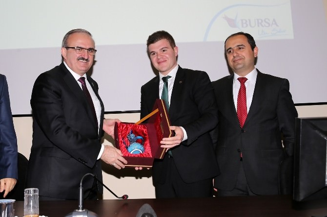 100. Dönem Kaymakam Adayları Bursa'da