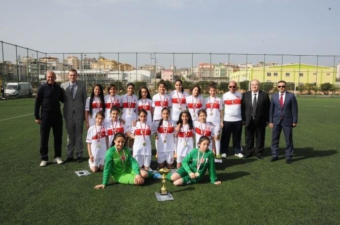 Şehitkamil Belediyesi Çanakkale Futbol Turnuvası Mutlu Sonla Bitti