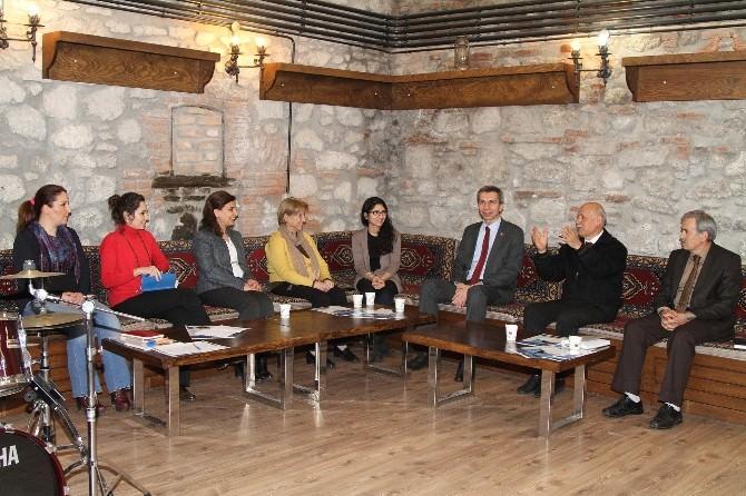Kent Konseyi Tarihi Fabrikada Buluştu