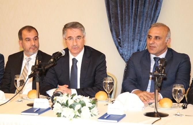 Elazığ'da Vakıf Üniversitesi İçin İlk Adım Atıldı