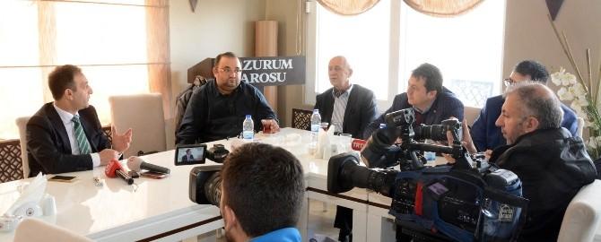 Erzurum Baro Başkanı Talat Göğebakan: