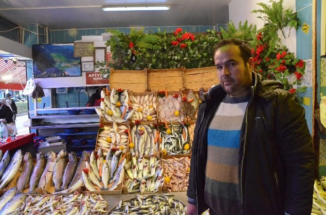 Eskişehirli Balıkçılar Mart Ayı Satışından Memnun