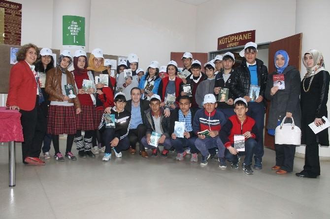 Bingöl'de Kütüphane Haftası Etkinlikleri