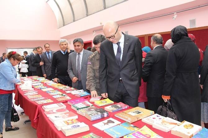 Bucak'ta 51.kütüphane Haftası Etkinlikleri Düzenlendi