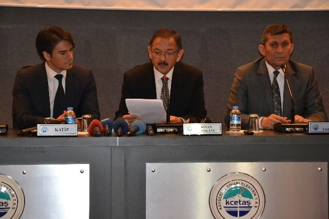 Kcetaş'ın Yeni Yönetim Kurulu Başkanı Mustafa Çelik Oldu