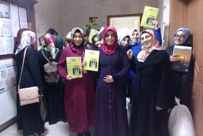 Mardin Müftülüğü Yurt Öğrencilerini Ağırladı