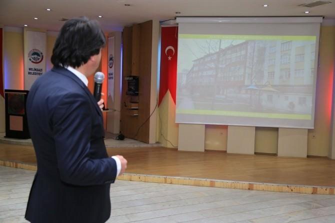 Referans Belediye Melikgazi'nin Kentsel Dönüşüm Çalışmaları Hakkında Kayseri Belediyeleri Yöneticilerine Seminer