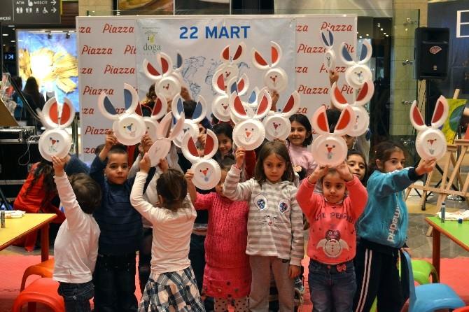 Şanlıurfa Piazza'da Çocuklara Eğlenceli Saatler