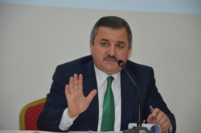 Fatsa'ya 2015'te 22 Milyon 150 Bin TL'lik Yatırım