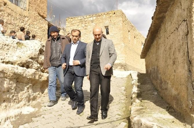 Seferihisar Belediye Başkanı Soyar'den Hasankeyf'e Ziyaret