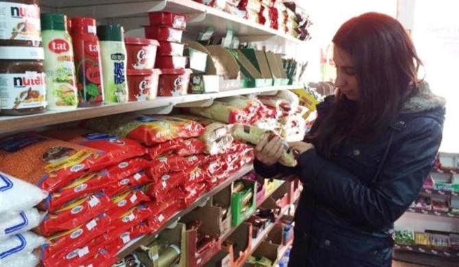 Tekirdağ'da Okul Yakınlarında Bulunan Gıda İşletmeleri Denetlendi