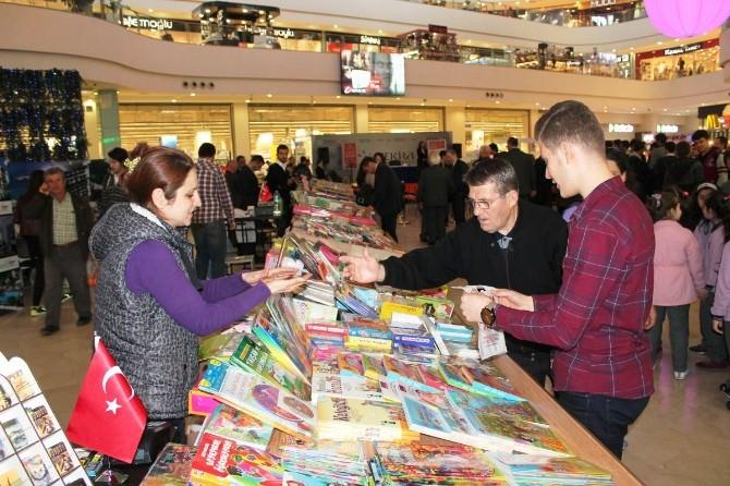 Tekirdağ'da 3'üncü Kitap Festivali Başladı