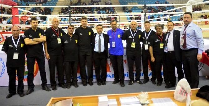 Muay Thai Türkiye Şampiyonası Adana'da Başladı