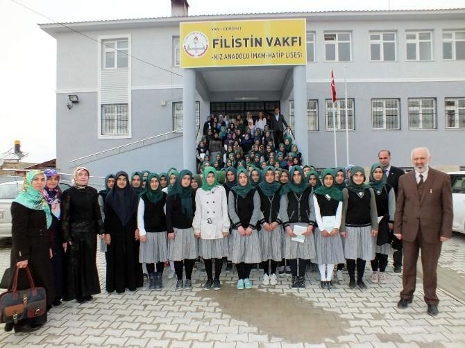 Müftü Arvas'tan Okul Ziyaretleri
