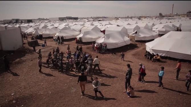 """""""Savaşın Çocukları Belgeseli Kepez'de"""