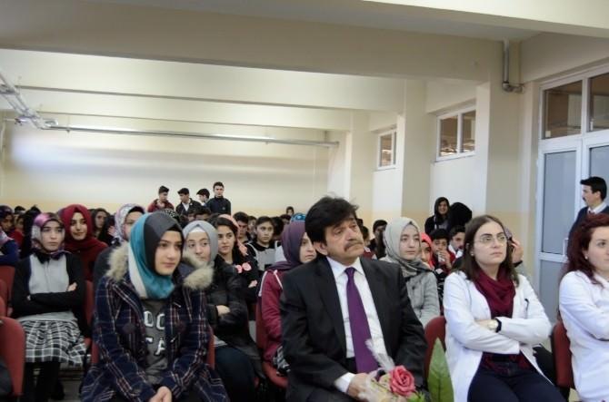 Yavuz Selim'de Vefa Eğitimine Mezun Öğrenci Desteği