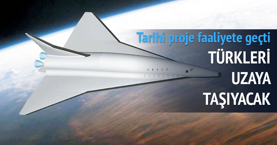Türkler'i uzaya THOR taşıyacak