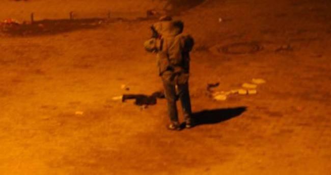 Cizre'de şüpheli paket alarmı