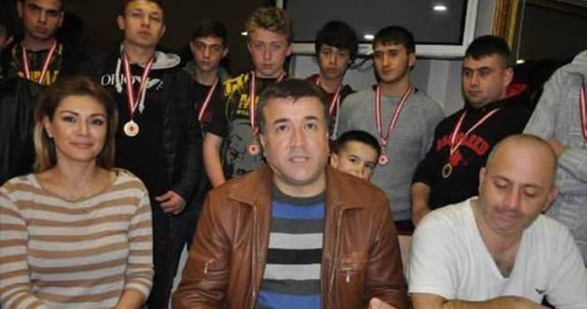 Tuğba Altıntop'tan uyuşturucu ile mücadeleye destek