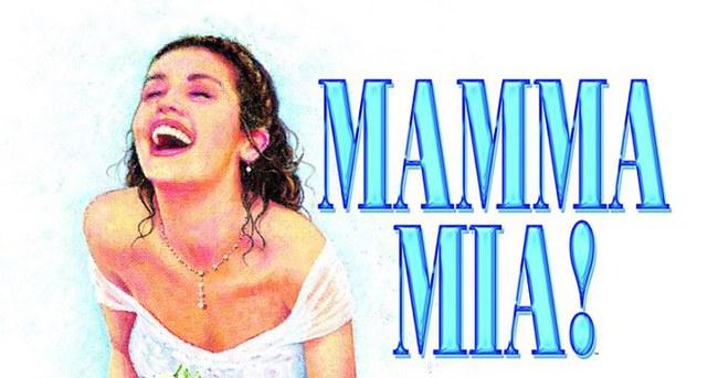 Mamma Mia yeniden geliyor. Zorlu PSM'de