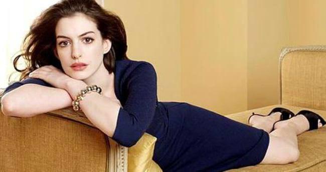 Anne Hathaway'in diyet sırları