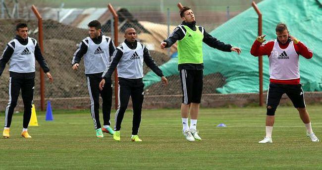 Sivasspor'da Eskişehirspor maçı hazırlıkları