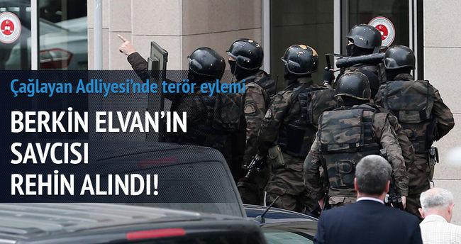 Berkin Elvan soruşturmasının savcısı rehin alındı
