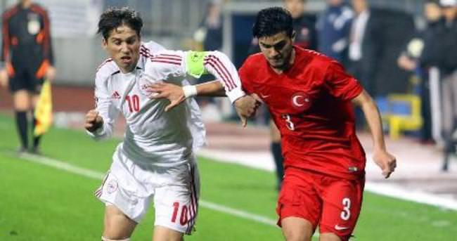 Ümitler, Bosna'ya mağlup oldu