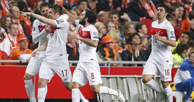 Türkiye—Lüksemburg maç özeti ve golleri (GENİŞ-ÖZET)