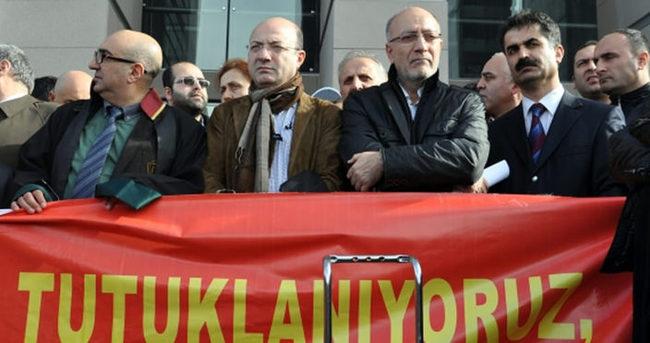 CHP'li vekiller örgüt avukatlarına sahip çıkmıştı