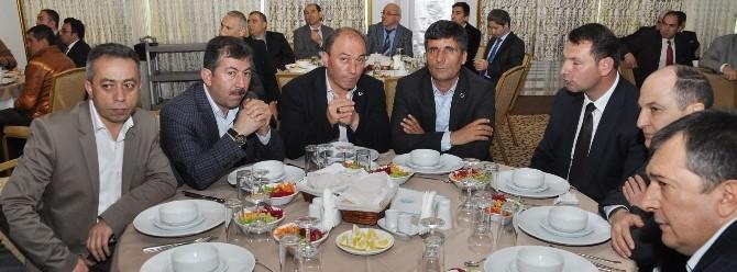 Aksaray Belediyesi 1 Yılda 52 Proje Gerçekleştirdi
